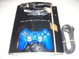 Playstation-3-Fat--Console-60GB--Gebruikt-met-Controller-Blauw