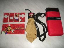 Tasje voor Nintendo DS Lite Rood