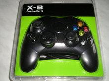 Controller XBOX Zwart S-Size ***
