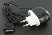 Oplader iPod & iPhone 220 Volt Zwart-Wit