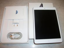 iPad Mini Wifi 16GB Model A1432  7.9 Inch Wit Gebruikt