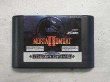 Mortal Kombat II  Sega Mega Drive