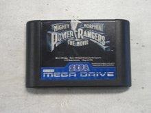 Power Rangers Sega Mega Drive
