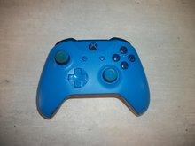 XBOX One Controller Blauw Draadloos