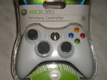 Controller Xbox 360 Draadloos Wit