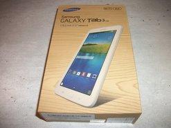 Tablet-Samsung-Galaxy-Tab-3-Lite-Wit-Als-Nieuw-in-doos