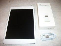 iPad-Mini-Wifi-16GB-Model-A1432--7.9-Inch-Wit-Gebruikt