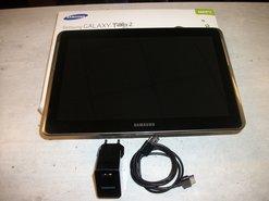 Tablet-Samsung-Galaxy-Tab-2-WiFi--16GB--Zwart-10.1-Inch-Gebruikt-Compleet